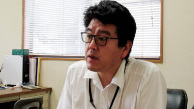 代表取締役社長 阿部 文浩氏